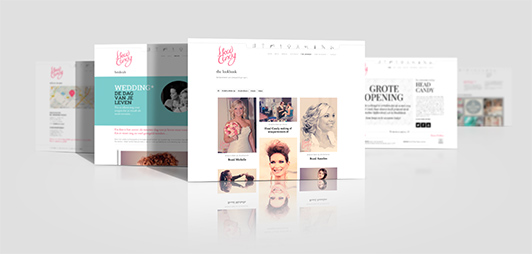 Head Candy website
